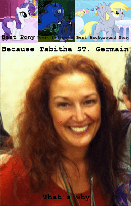 best ponies tabitha st. germain voice actors - 7675293440
