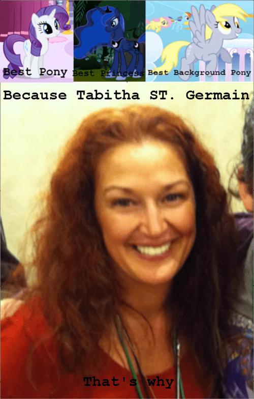 best ponies tabitha st. germain voice actors - 7675293440