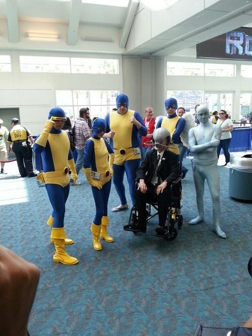 marvel cosplay x men sdcc 2013 - 7675314176