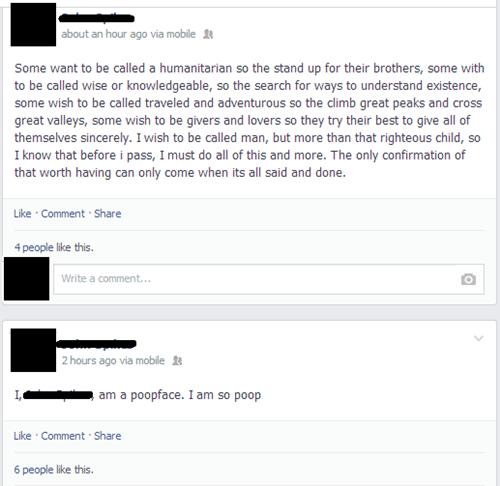 poop,likes,humanitarian