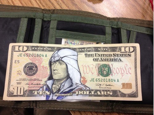 art,assassins creed,money