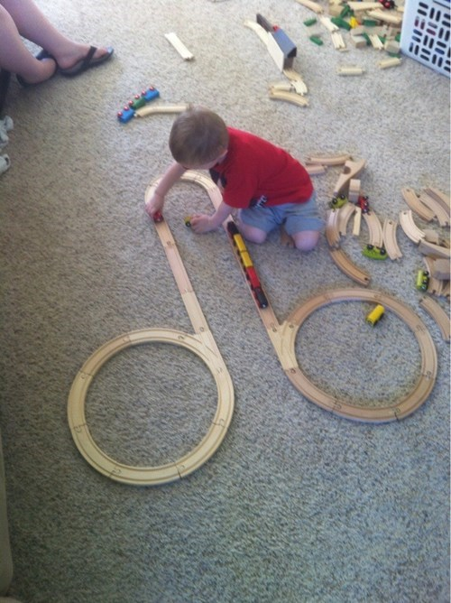 kids trains funny looks like g rated parenting - 7675530752
