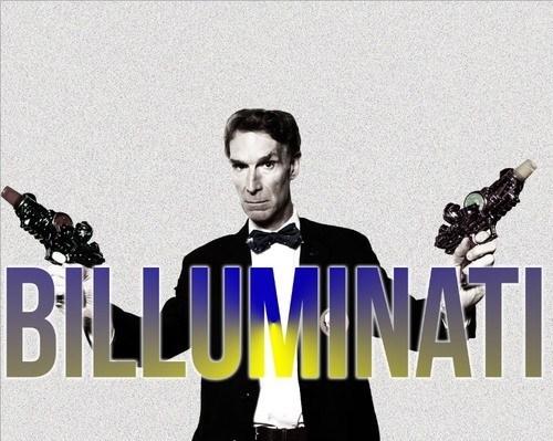 illuminati bill nye funny - 7675579904