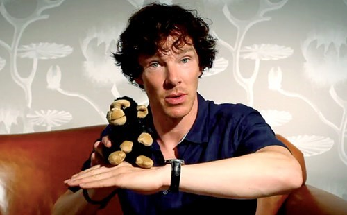 Sherlock,bbc,sdcc 2013