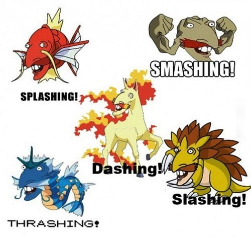 Pokémon smashing nigel thornberry - 7675627776