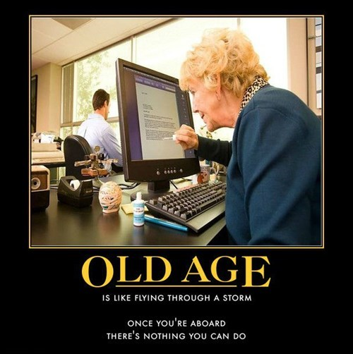 storm,people,old age,funny