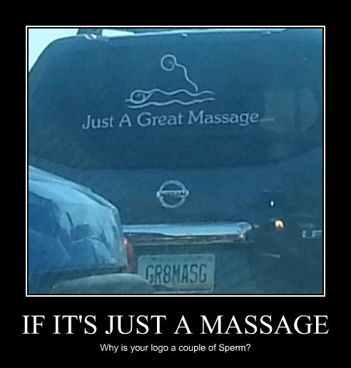 sign wtf massage funny - 7675782400