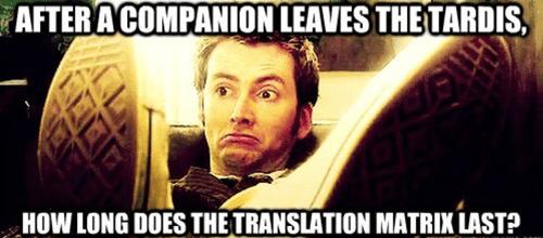 tardis doctor who companions - 7676563968