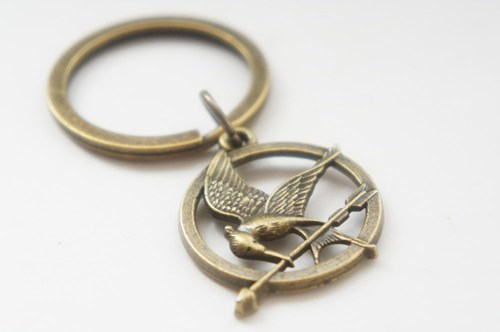 keychains,for sale,hunger games