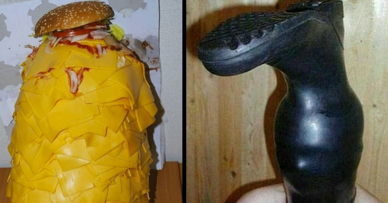 disturbing cursed images