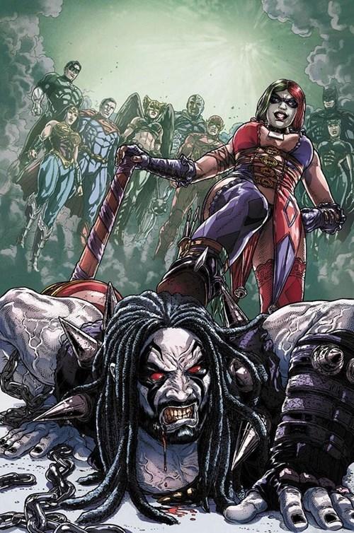 DC injustice comics sdcc 2013 - 7677150208
