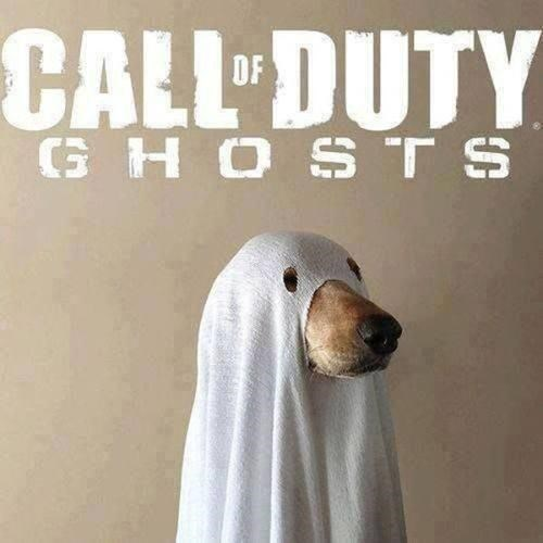 call of duty dogs cosplay call of duty ghosts funny sdcc 2013 - 7677357568