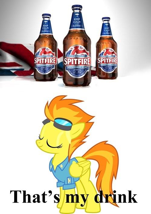drinks,spitfire