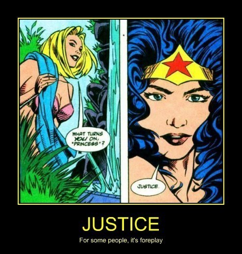 wtf justice wonder woman that sounds naughty - 7677763840