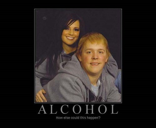 relationship highschool booze funny