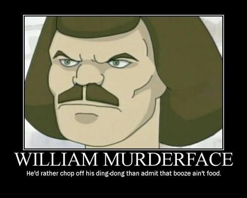 Metalocalypse booze murderface funny - 7677795584