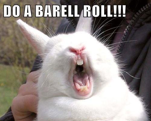 Star Fox peppy do a barrel roll funny - 7677822208