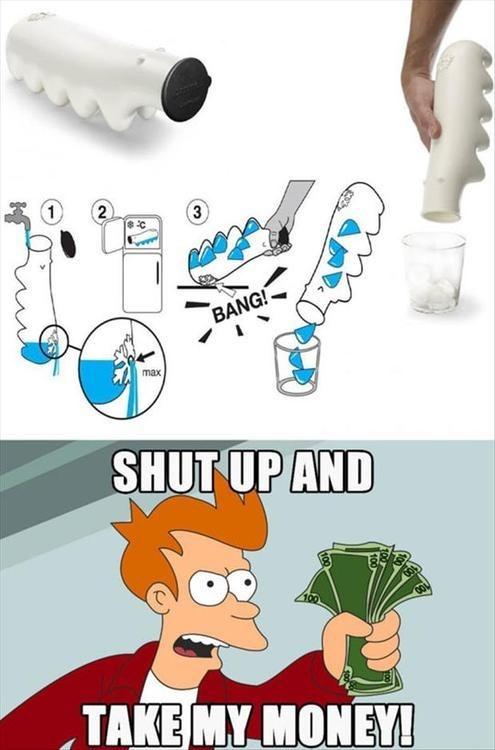 shut up and take my money summer ice - 7677847040