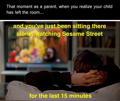 Sesame Street,adults