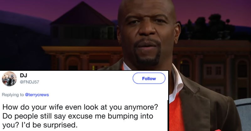 twitter trolling awesome social media terry crews win - 7678213