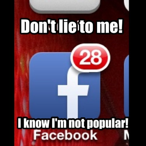 glitch forever alone notifications unpopular failbook g rated