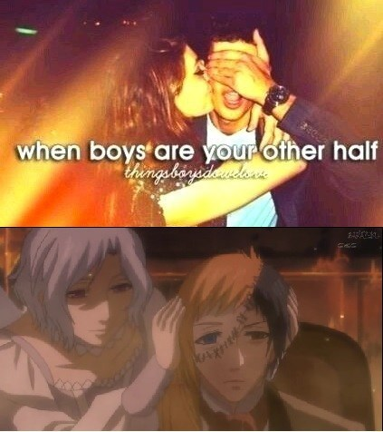 anime,things boys do