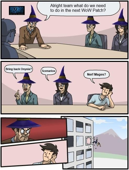 world of warcraft blizzard Memes - 7679922432