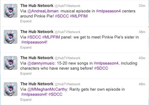 the hub twitter spoilers season 4 - 7680766208