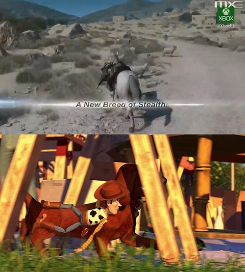metal gear solid V toy story 2 - 7681630720