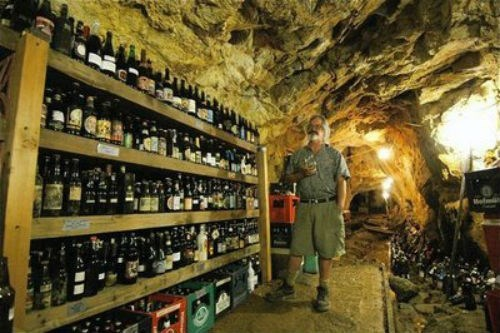 beer awesome cave funny celler - 7681937664