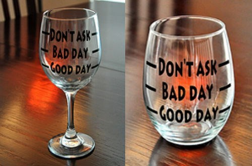 booze feel wine glass funny - 7682018816