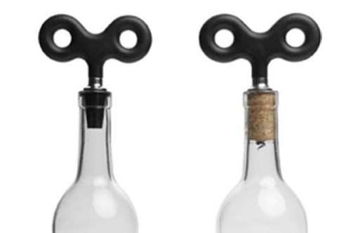 wind-up toy wine funny corkscrew - 7682020608