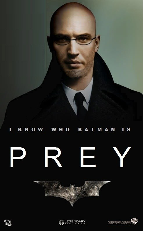 posters tom hardy batman - 7682023936