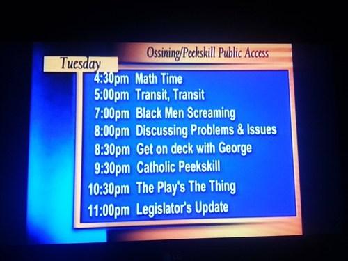 wtf public access TV funny - 7682523648