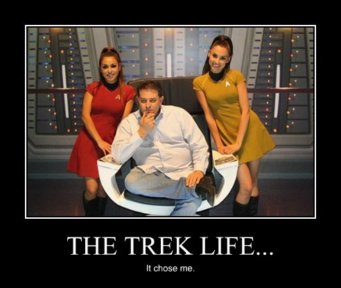 gangsta Photo Star Trek funny