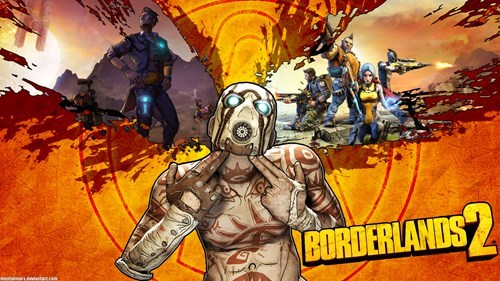 Video Game Coverage DLC borderlands 2 - 7683334400