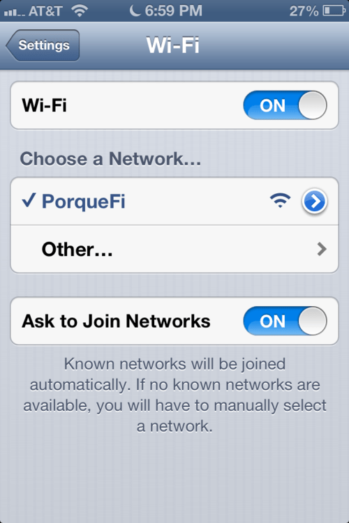 Network Name at a Mexican Joint
