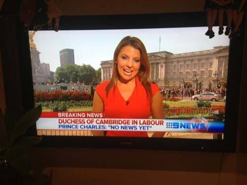 royal baby kate middleton Breaking News - 7683454464