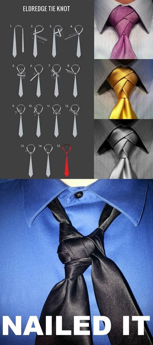 tie FAIL try Nailed It poorly dressed g rated - 7683577088