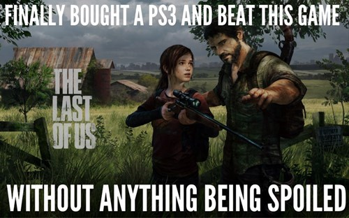 spoilers,the last of us,playstation 3