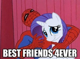 Spider-Man best friends rarity - 7683718400