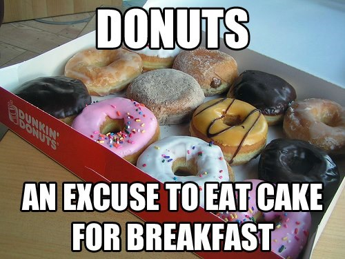 breakfast,donuts