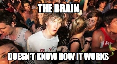 Memes,brain,sudden clarity clarence