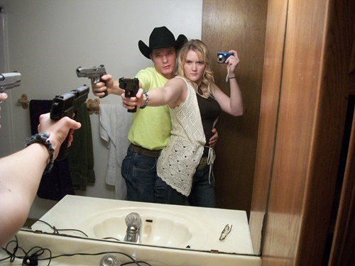 guns what thug life selfie - 7683958272