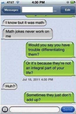 puns math funny - 7683987712