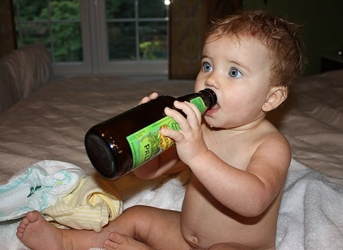 beer kids Party funny - 7683987968