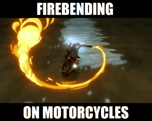 motorcycles korra cartoons - 7684235776