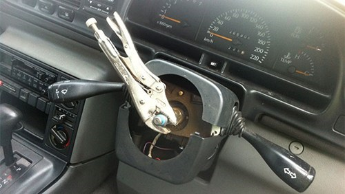 cars drivers arrested pliers funny g rated there I fixed it - 7684740096