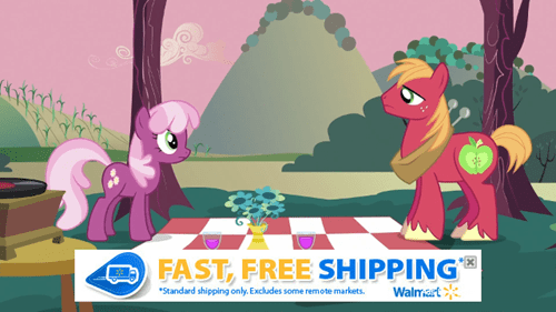 shipping cheerilee ads big mac - 7684783360