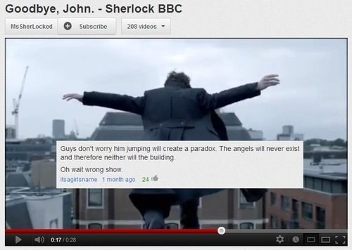 youtube doctor who Sherlock - 7685029632